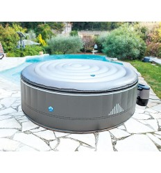 Couvercle rond gonflable pour spa gonflable Malibu