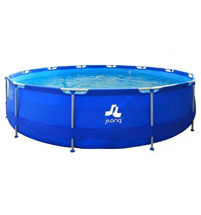 Piscine hors sol tubulaire sirocco montage facile for Liner piscine hors sol tubulaire