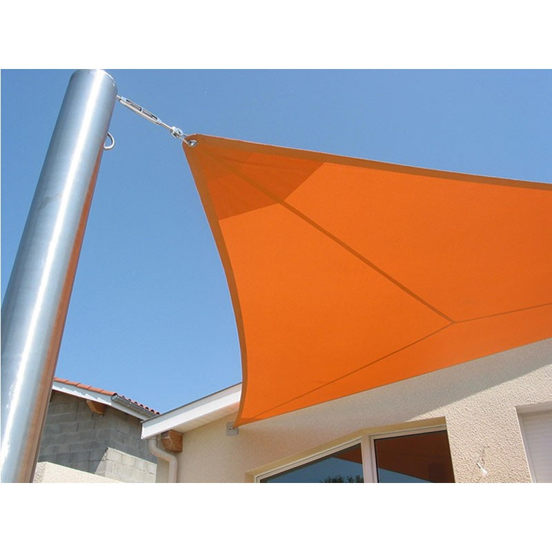 Voile d ombrage triangle rectangle voile duombrage l m - Voile d ombrage triangle rectangle ...