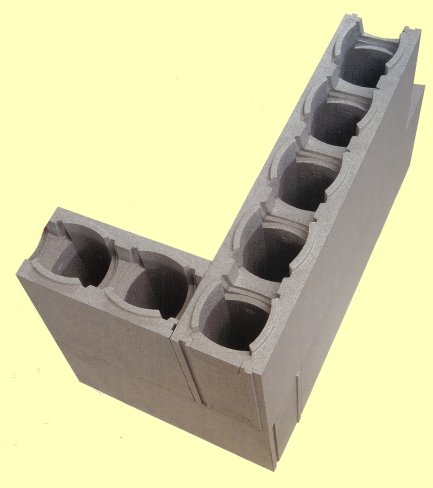 Kit facilobloc for Bloc polystyrene piscine
