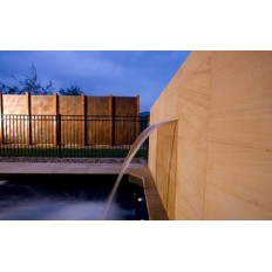Cascade lame d'eau murale ASTRAL