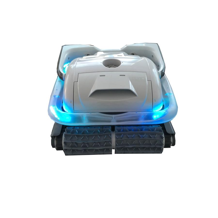 Robot électrique ECTOR pour nettoyage de fond de piscine jusqu'à 220m²