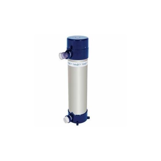 Bio UV pour désinfection de piscine au chlore