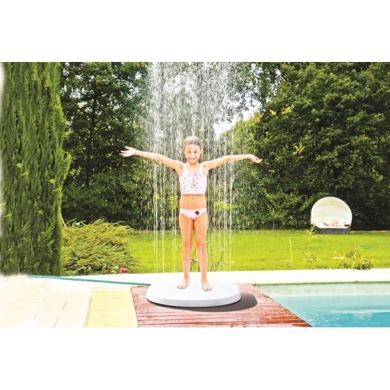 Douche inversée pour piscine