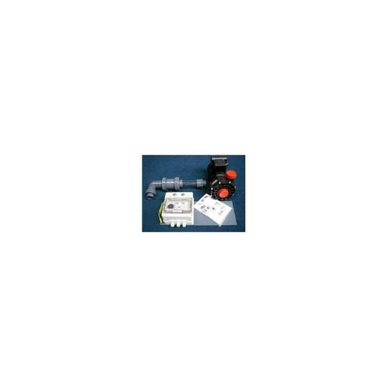 Nage à contre courant intégrable pour bloc de filtration MXCOO évolutif pour filtration piscine jusqu'à 80m3