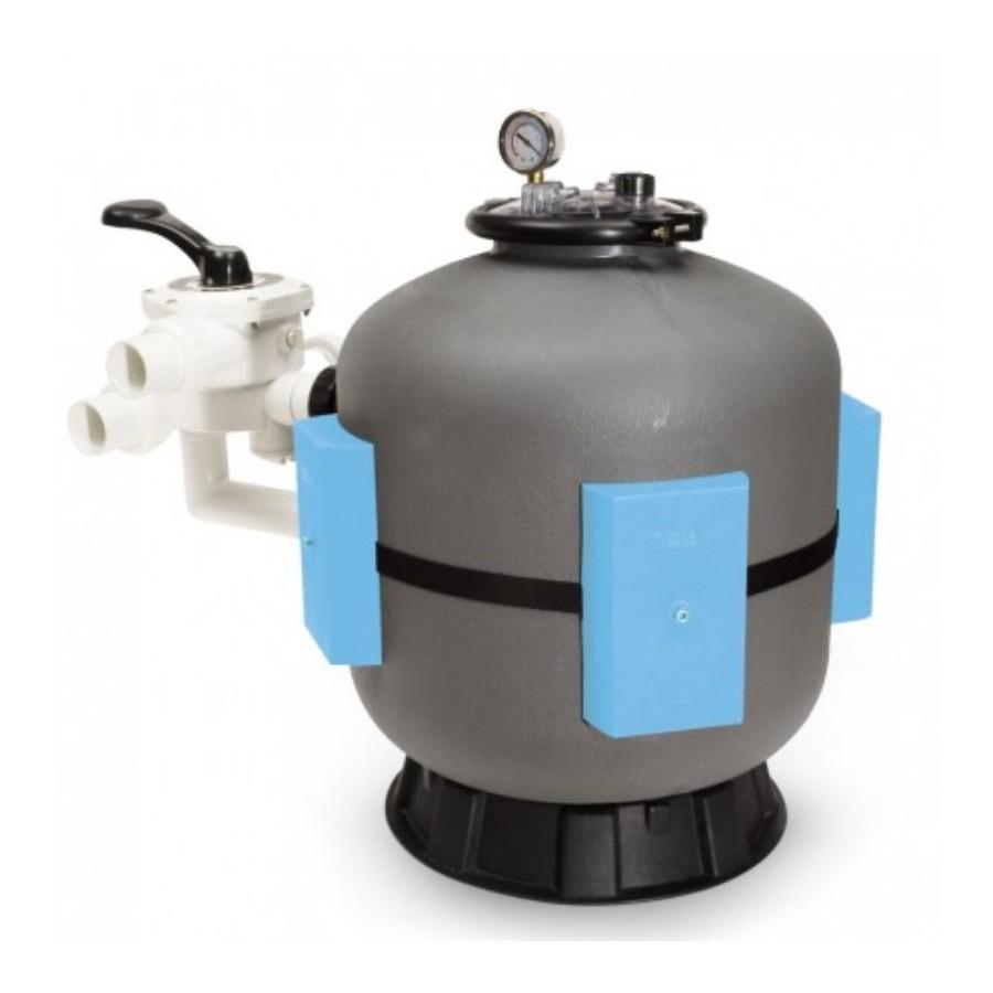 Kit filtration magnétique AQUAFLUX 500 pour eau de piscine