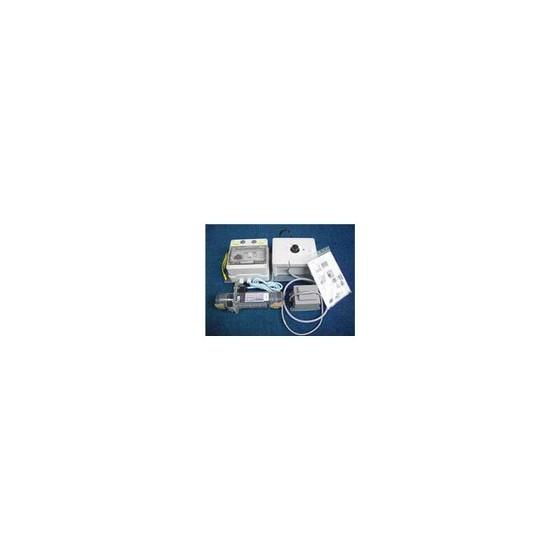 Electrolyseur au sel intégrable pour bloc de filtration MXCOO évolutif pour filtration de piscine jusqu'à 80m3