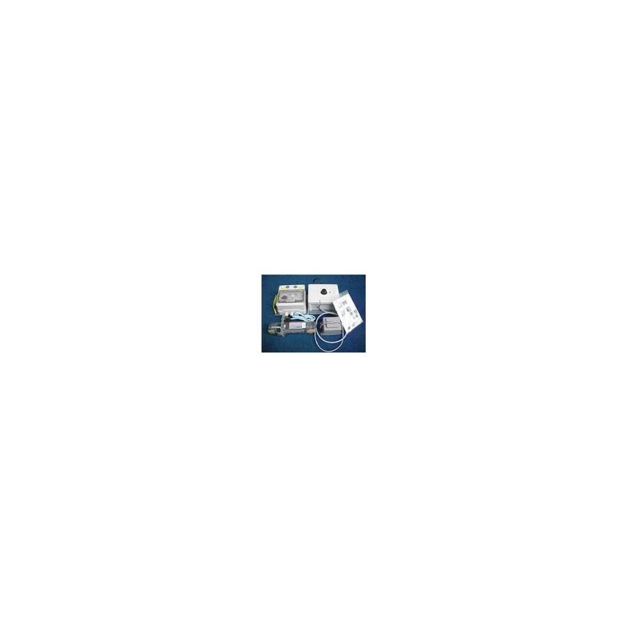 Electrolyseur au sel intégrable pour bloc filtration modulable MXCOO évolutif pour filtration de piscine jusqu'à 80m3