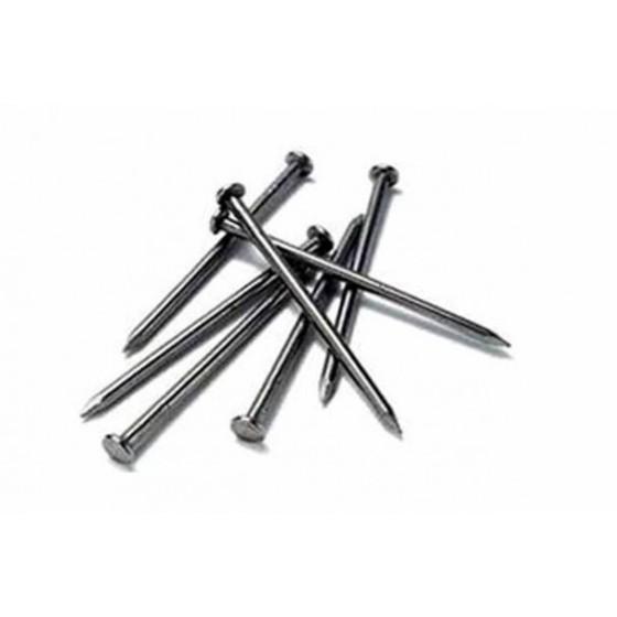 Clous de charpentier en acier pour fixation gazon