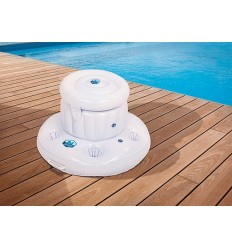 Bar gonflable pour piscine ou spa