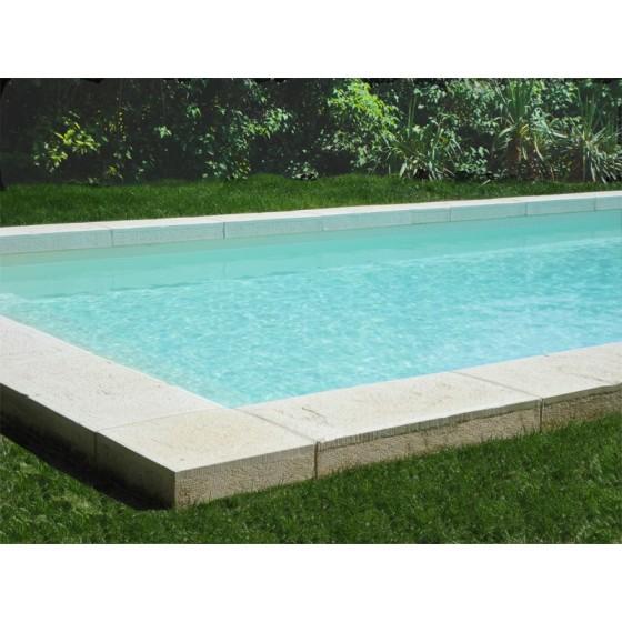 Dalle TUNISIA pour tour de piscine Baby pool