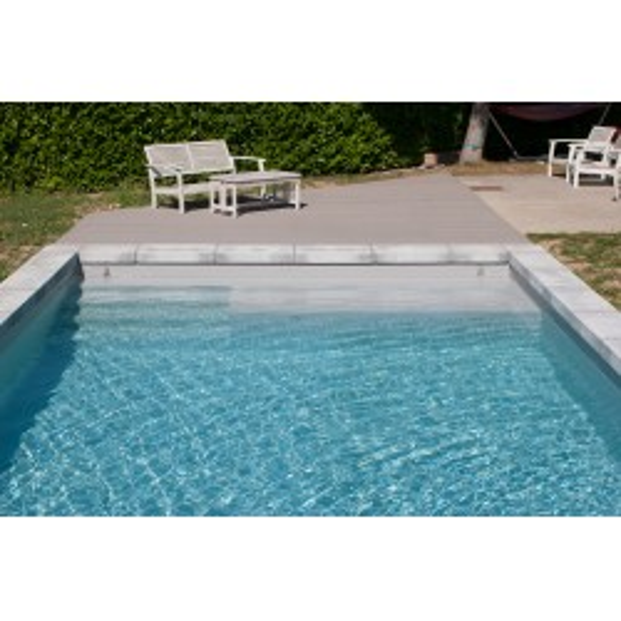 Margelles dalles TUNISIA pour tour de piscine 7x3.5m