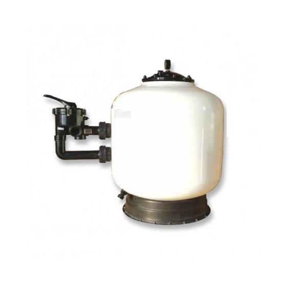 Filtre PLATINIUM polyester laminé monocoque pour filtration de piscine
