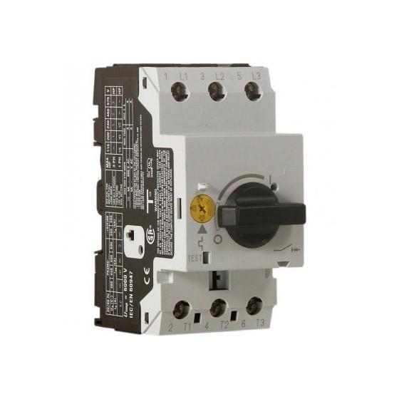Disjoncteur tripolaire SUN PRO Line pour protection de pompe