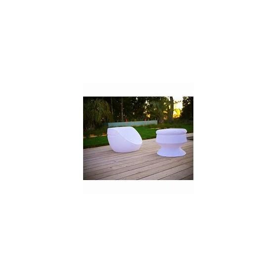 Le fauteuil 3en1 lumineux 2modules