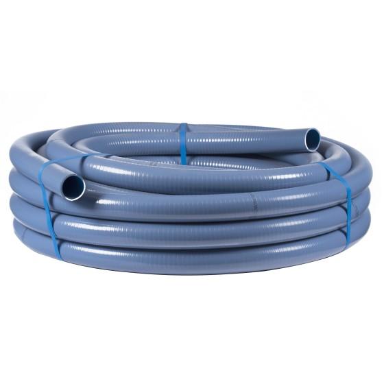 Couronne tuyau PVC anti-chlore et anti-termite SORODIST pour piscine