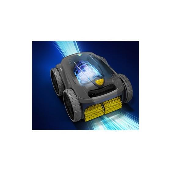 Robot électrique ZODIAC OV 3400 pour nettoyage Fond / Parois et ligne d'eau x 4 m