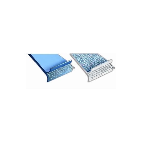 Liner armé IMPRIME 150/100 ALKORPLAN 3000 pour piscine couleur
