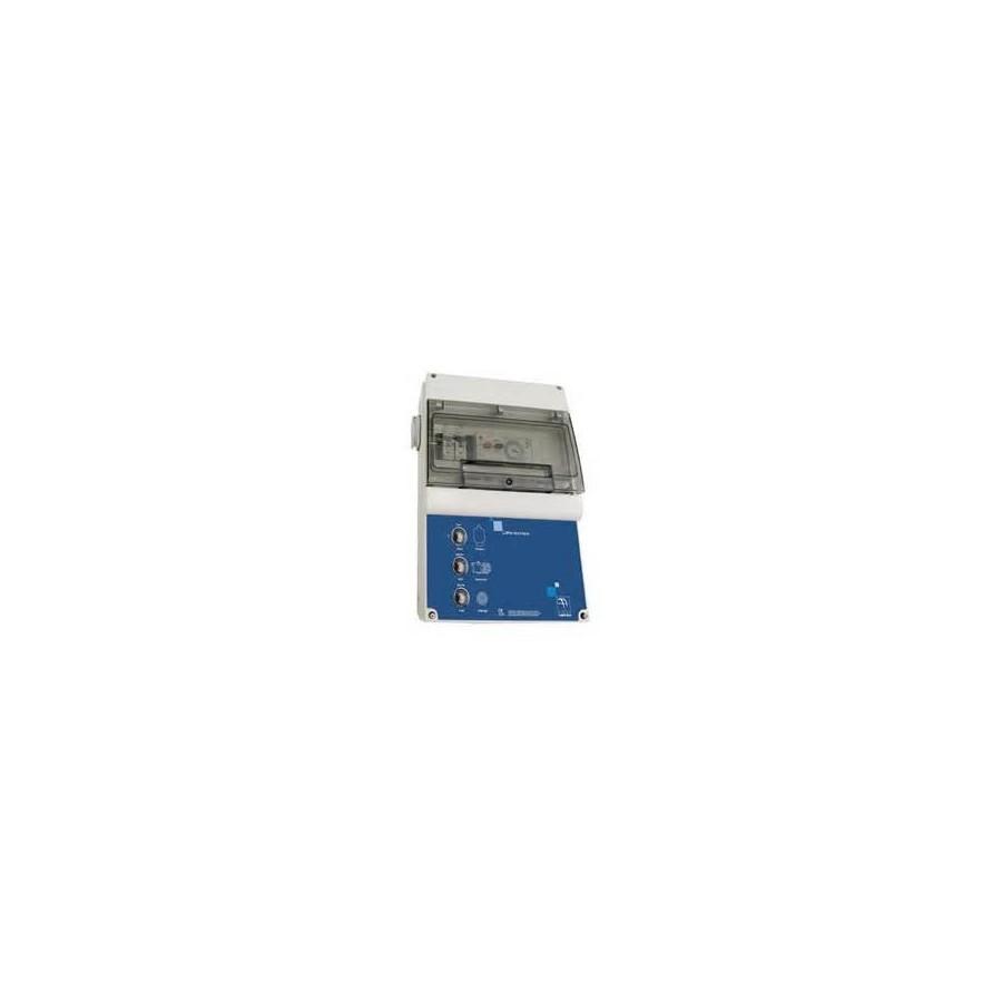Tableau de commande LUXE ASTRAL 6 à 10 ampères pour éclairage et pompe de filtration