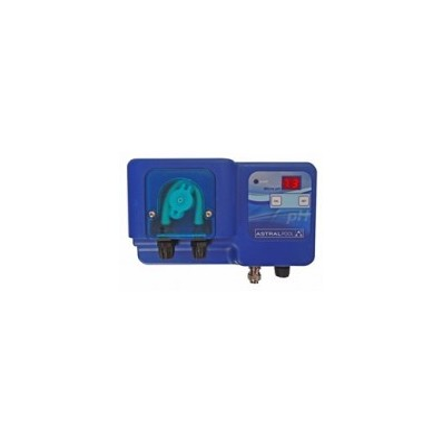 Pompe doseuse pH MICRO ASTRAL pour traitement de l'eau de piscine