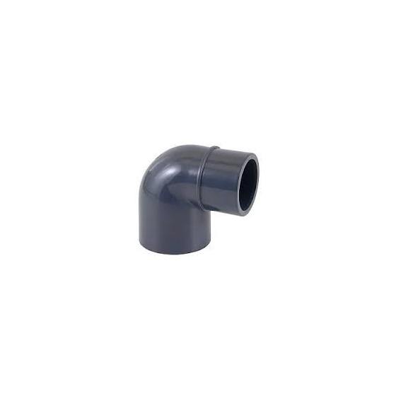 Coude male / femelle PVC pression à coller pour PISCINE