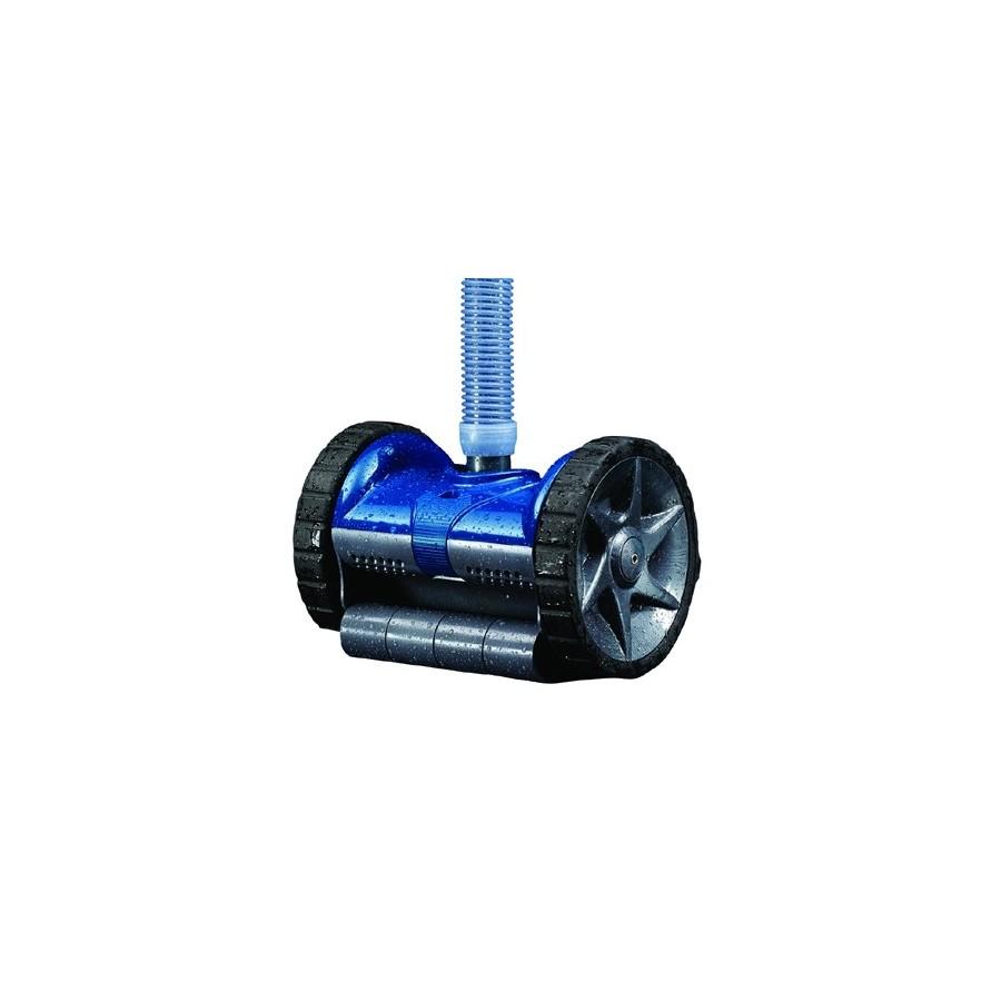 robot de piscine hydraulique polyvalent pour nettoyage de piscine. Black Bedroom Furniture Sets. Home Design Ideas