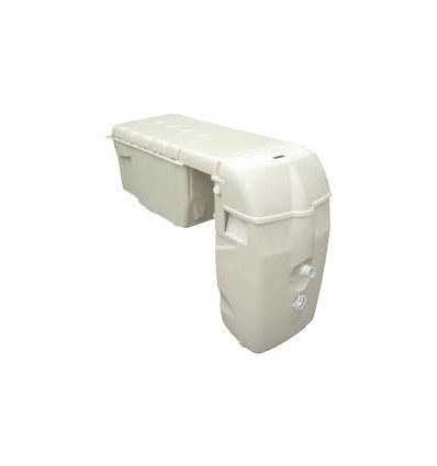 Bloc de filtration autonome mxc pour piscine avec options for Bloc filtration piscine enterre