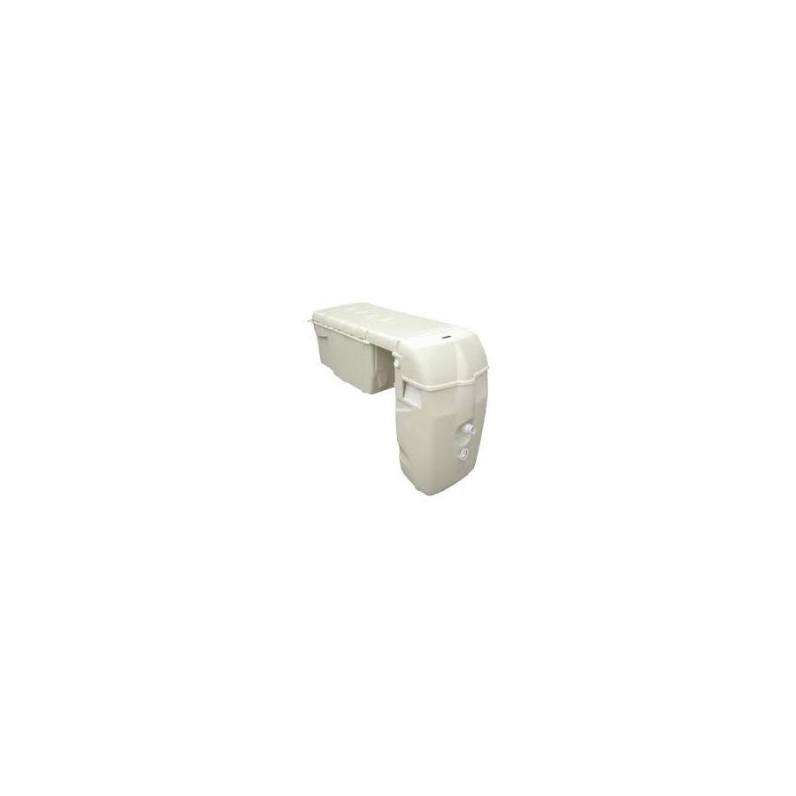 bloc de filtration autonome mxc pour piscine avec options. Black Bedroom Furniture Sets. Home Design Ideas